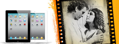 Check out our sizzlin' celebrity sweeps for a chance to win an iPad 2!